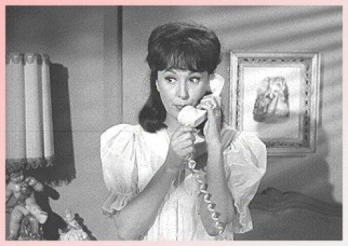 "IRENE VERNON was the first ""Louise,"" who starred in 11 of the first ""Bewitched"" episodes."