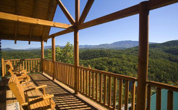 Things to do for an anniversary - A Mountain Cabin