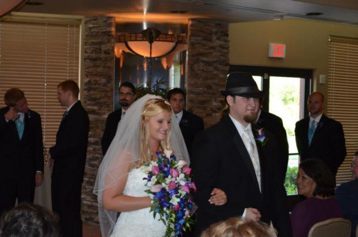Congratulations Shane and Tiffany!