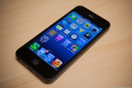 Launch of the New IPhone 5 Fuels the Smartphone Race