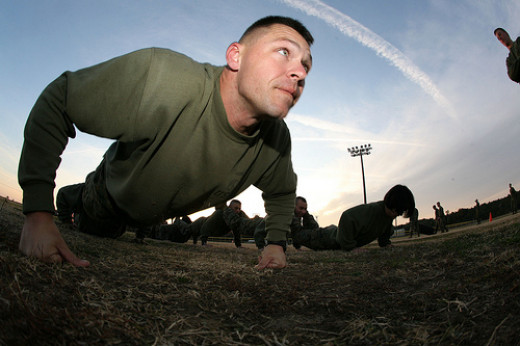 acquire discipline like army officers