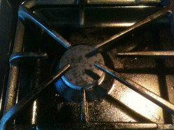 How to Clean the Stove Top