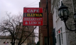 Review: Cafe Illyria Columbus Ohio