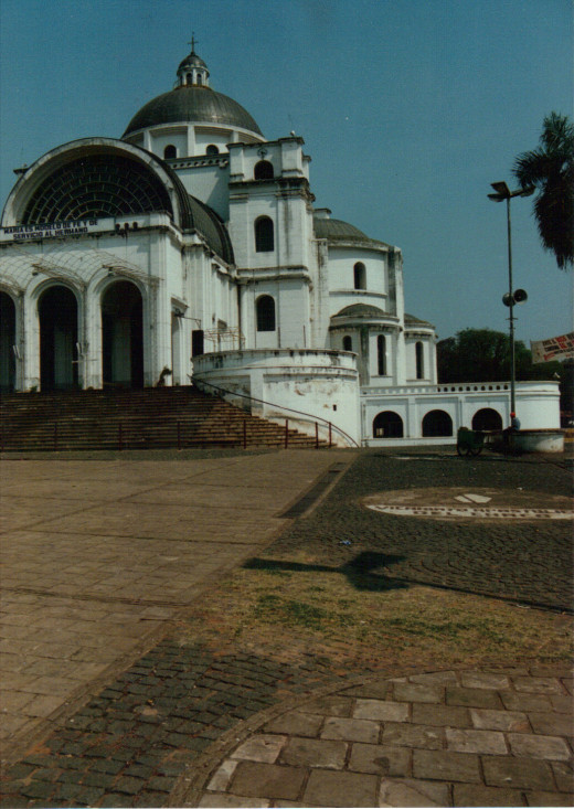 Caacupe Cathedral
