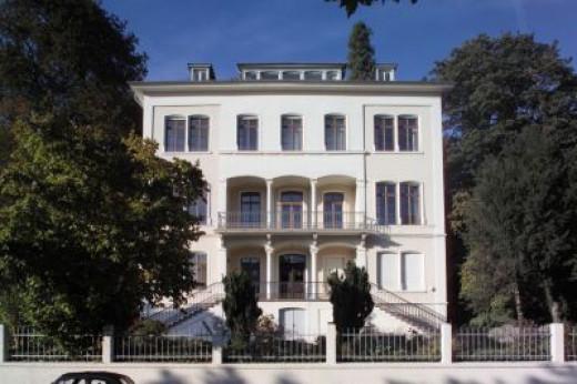Max Weber House, center for internation students at Heidelberg University,