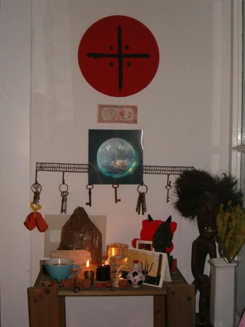 An Altar To Legba