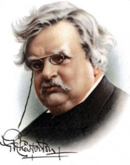 """""""Happiness is a mystery, like religion, and should never be rationalized."""" Gilbert K. Chesterton"""