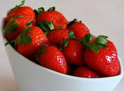 Do you know that strawberries are always at or near the top of the Dirty Dozen list?