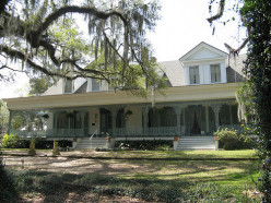 The beautiful and scenic Myrtles Plantation.