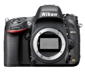 Nikon D600 shutter