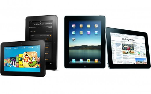 Amazon Kindle Fire HD vs. Apple iPad 3rd Generation: Which is better?