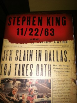 11/22/63:  Stephen King From Another Perspective