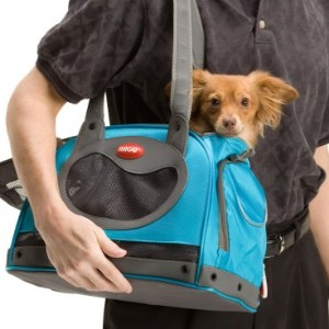 Teafco Argo PetAboard Pet Carrier Berry Blue Airline Approved