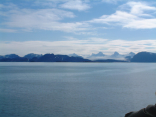 The Kongsfjord, Svalbard