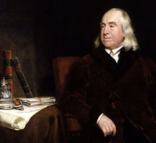 Jeremy Bentham (15 February 1748 – 6 June 1832)
