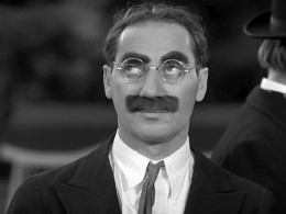 """""""I, not events, have the power to make me happy or unhappy today. I can choose which it shall be. Yesterday is dead, tomorrow hasn't arrived yet. I have just one day, today, and I'm going to be happy in it.""""  ― Groucho Marx"""