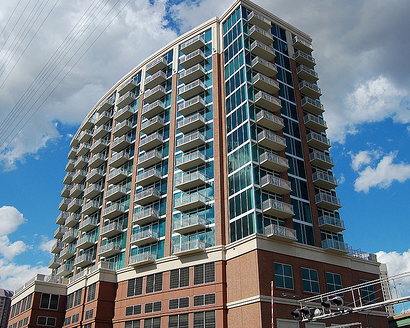 Condos can be high rise buildings, industrial lofts or converted apartment complexes.