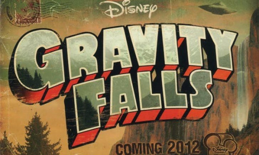 Disney Channel's Gravity Falls, created by Alex Hirsch