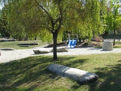 Natural Playgrounds for Children - Advantages and Problems