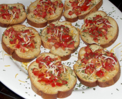 Simply Delicious Homemade Pizza Snacks
