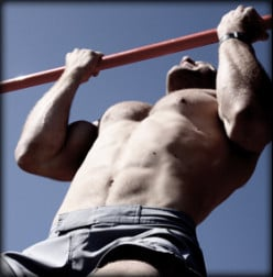 Chin Ups:How many can you do?