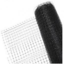 a roll of plastic bird netting