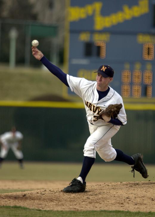 U.S. Navy Baseball; Annapolis, MD.