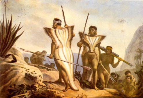 Brazilian Indigenous People