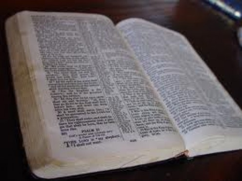 The Holy Bible has been used for centuries by Christians who want to follow, learn about and Praise God.