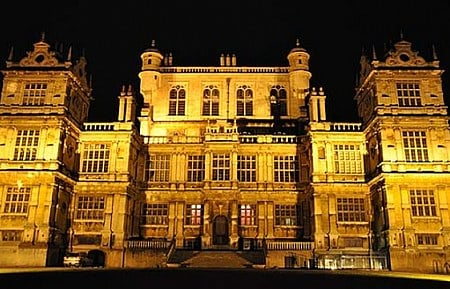 Wollaton Hall in Nottingham was used for the filming of the external shots of Wayne Manor  in the film, only round the corner from where I live.
