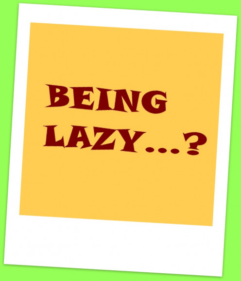 Following some simple things and involving yourself in activities that may make you forget that you were being lazy can significantly help you in overcoming laziness