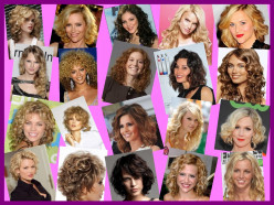 Curly And Wavy Hairstyles