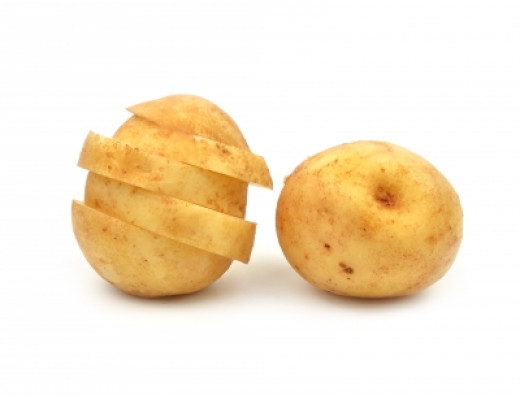 The versatile potato...use it in a variety of dishes