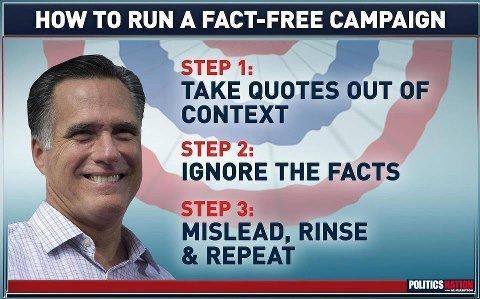 per Al Sharpton: it is a campaign of a Truth Ache!