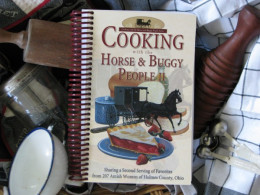 Cooking with the Horse & Buggy People