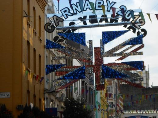 Carnaby Street, London W!