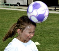 Head Injuries Soccer - Brain Damage to Children from Heading
