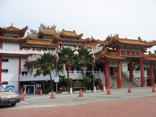 Thean Hou Buddhist Temple,MALAYSIA