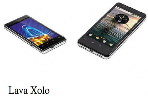 Lava Xolo: The first phone with Intel inside.