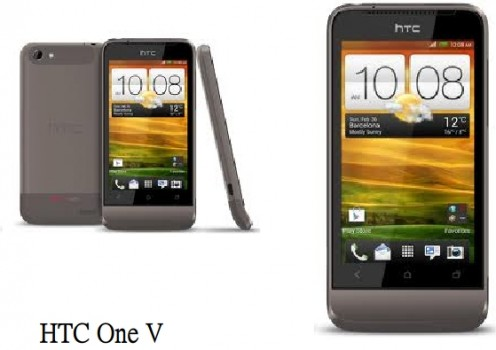 HTC One V: A good phone