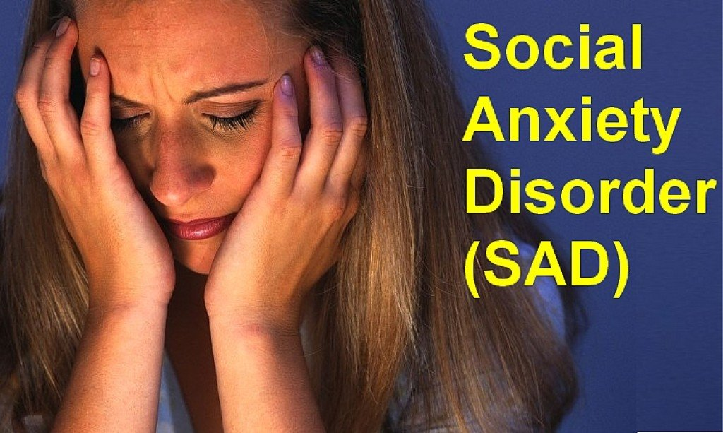 Causes of social anxiety disorder sad symptoms