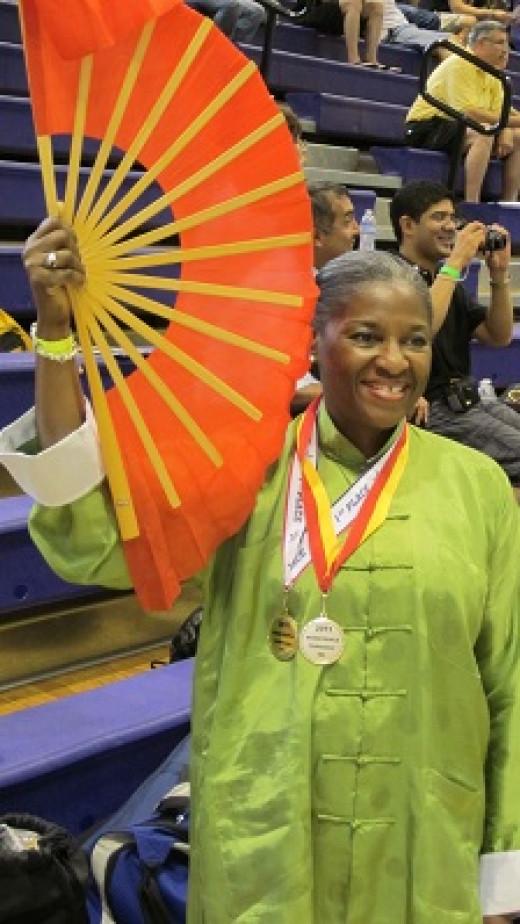 Maximizing my experience brought reward at 2011 Wong People Tournament in Washington, DC.