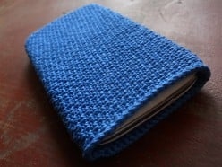 Crochet Donna's Phone Cozy #5 Free Pattern