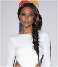 2012's Black Hollywood Hair Trends