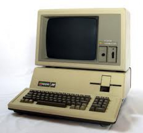 Apple Computers started the home computer world on fire. They are now one of the largest companies in the entire world.