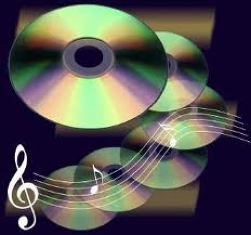 Compact Discs changed the way we listen to the music. Before that cassette tapes used to wear out and the tape sometimes unraveled.