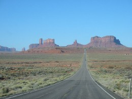 On the famous road to Sedona, just beautiful!