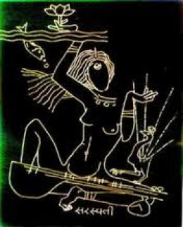 Muslim painter M F Hussein painted Hindu Gods and Goddesses in a dishonourable way