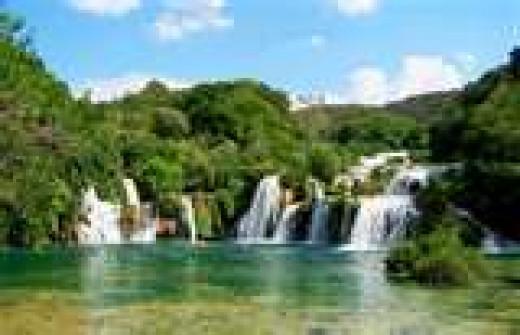 falls give potable water