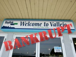 Is California Going Bankrupt?